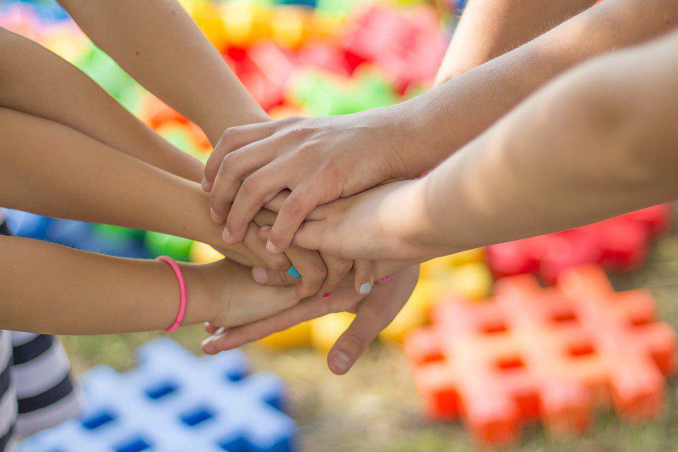 Игровое занятие проведут для детей на 1-й Вольской
