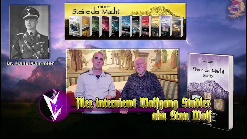 Alex interviewt Wolfgang Stadler aka Stan Wolf