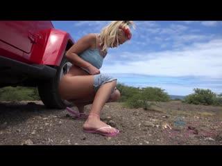 Bella Rose - Virtual Vacation Big Island - Porno, POV, Masturbation, Orgasm, Pee