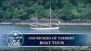 Boat Tour - Our 1920's Dickies of Tarbert Gaff Ketch