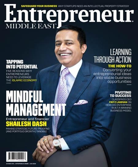Entrepreneur Middle East October 2018