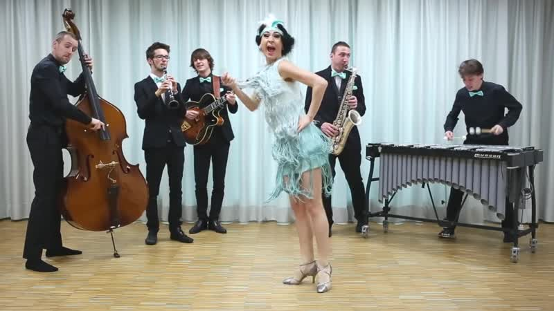 Lost In Swing with CoCo Charleston!! Lindy-Hop ! Swing ! Jazz! Lausanne ! Canton de Vaud ![1]
