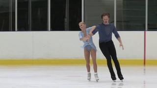 Evgenia TARASOVA / Vladimir MOROZOV RUS Free Skate 2019 US Int Figure Skating Classic