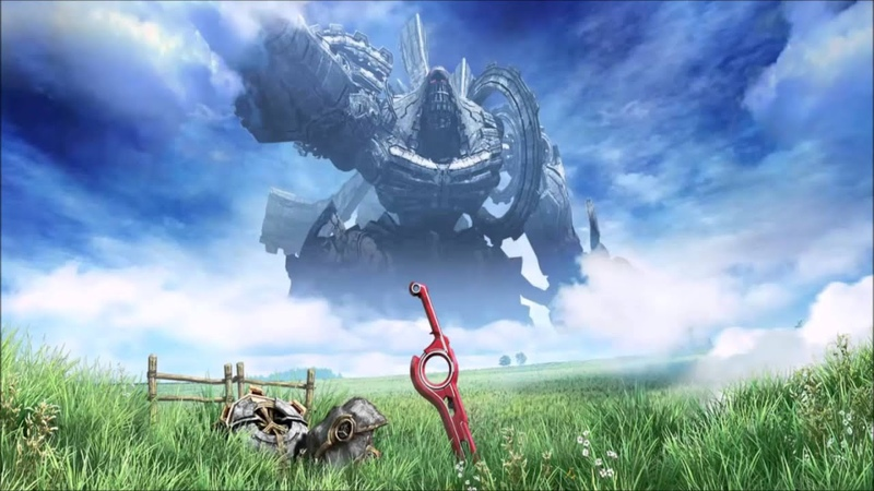 Xenoblade Chronicles OST - Main Theme