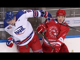 Sirius ice hockey world cup 2019. highlights. trinec u20 – nahl (32)