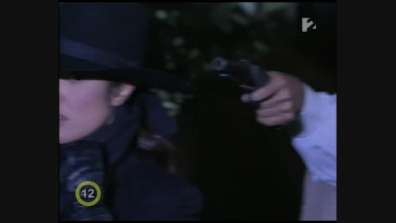 Зорро Шпага и роза Zorro La Espada y La Rosa 2007 112 серия 2