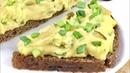 Паштет из фасоли с зеленым луком Блюд для поста и не только
