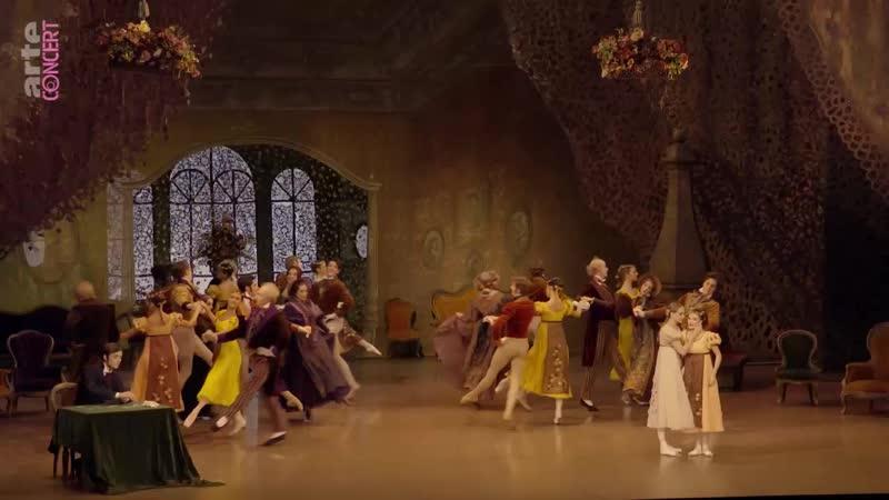 P I Tchaikowsky Oneguin John Cranko Stuttgart Ballet State Orchestra Stuttgart James Tuggle 2017