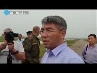 Алексей Цыденов раскритиковал работу главы Джидинского района