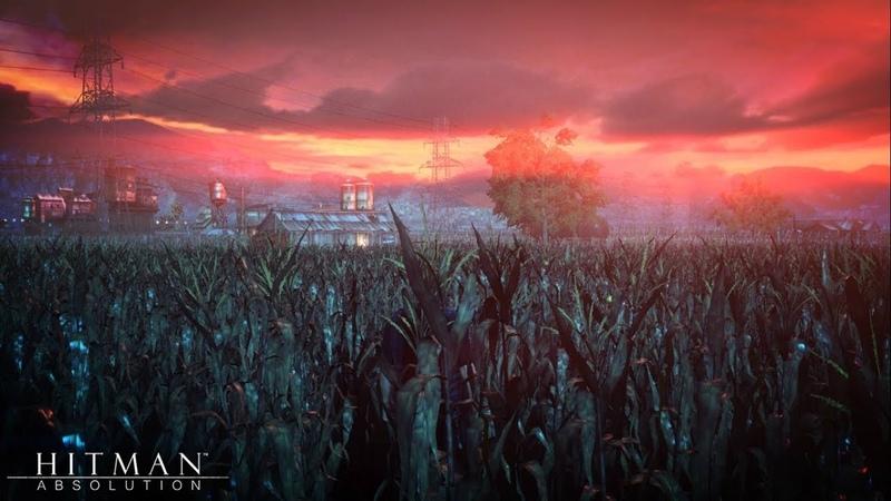 HitmanAbsolution Hitman: Absolution ➤ Cornfield(Кукурузное поле) №24