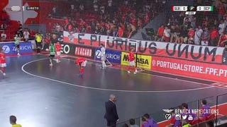GOLS - SL Benfica 4-3 CP Sporting - 3°Jornada - Liga Placard
