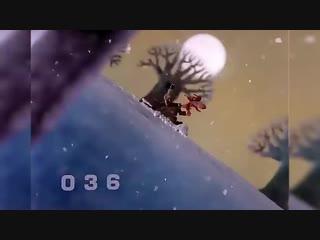 Падал прошлогодний снег в HD качестве (1983) Пластилиновый мультик _ З