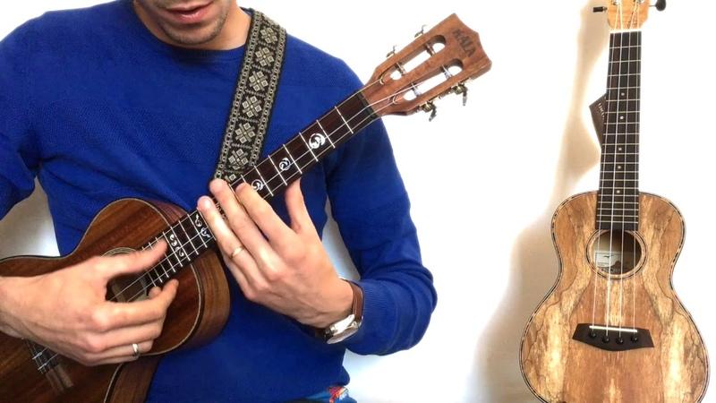 Garota de Ipanema - ukulele instrumental (Antonio Carlos Jobim)