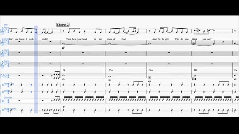 [v-s.mobi]Florence The Machine - Moderation - Transcription (1)