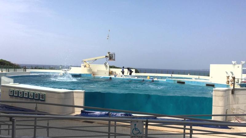 The Okinawa Churaumi Aquarium