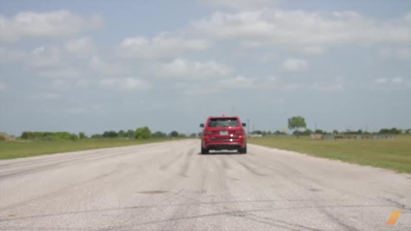 Jeep SRT TrackHawk HPE1000 Hennessey Performance (1012 hp)
