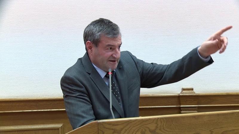 Юсупов Юсупбег Магомедович Кандидат в мэры Махачкалы