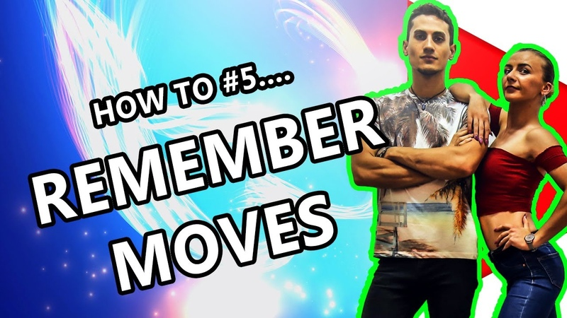 How to 5 Remember movescombos | MariusElena Salsa Bachata Tutorials 2019