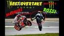 Rossi VS Marquez 😱Best Overtake in MotoGP Season 2017 Part2/2