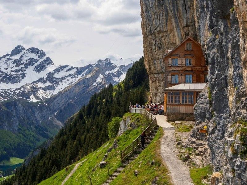 30 невероятно крутых отелей, в которые ты захочешь поселиться, изображение №38
