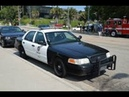 Ford Crown Victoria Chevy Tahoe LAPD IVF ( MX-7000 lightbar )