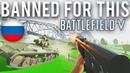 Бан за использование этого в Battlefield 5 | JackFrags на русском