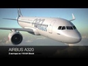 AirBus A320 Stock 0-100 100-200 402m 1/4 mile acceleration dragy