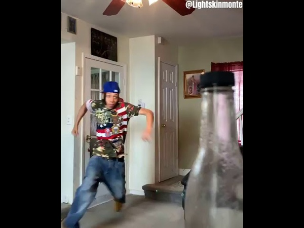 Bottle Cap Challege Hood Nigga Style