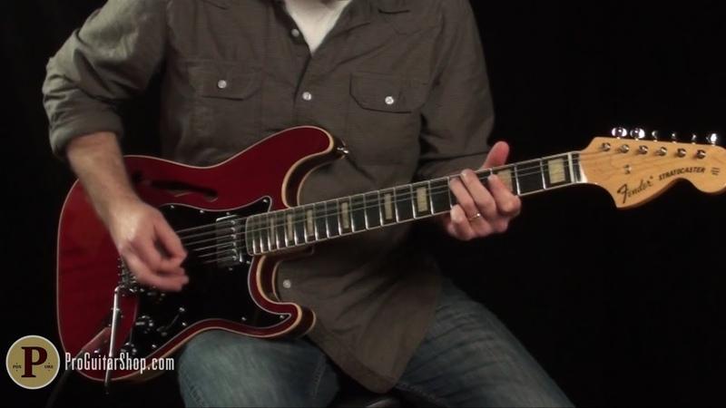 Fender Japan Stratocaster Thinline ST HO 2H