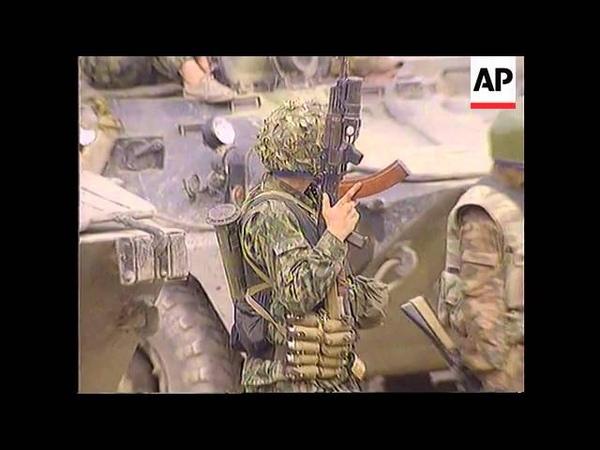 Chechnya - Chechen Disarmament / Russian Prisoners