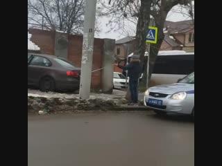 ДТП на 29 линии/Комсомольского. 5 декабря.