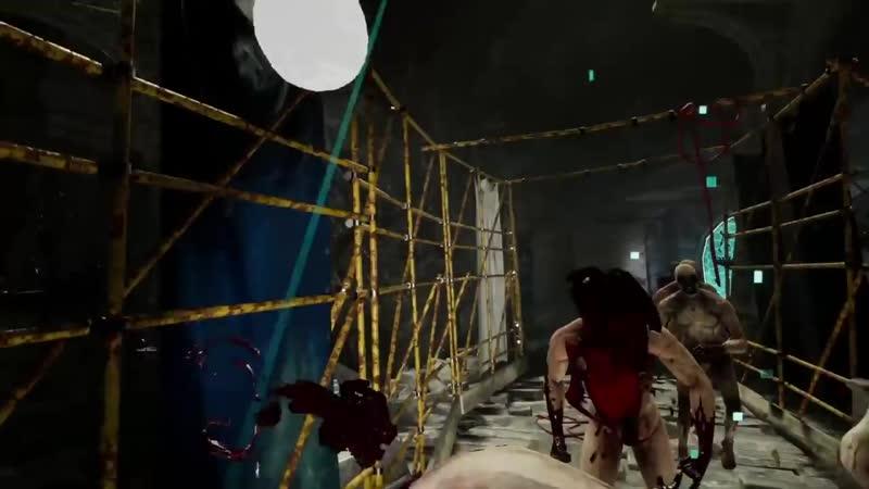 Killing Floor Incursion VR Launch