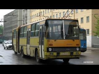 Автобусное - Икарус 280. Документальный проект о легендарных автобусах.