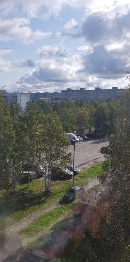 квартира в панельном доме Трухинова 9