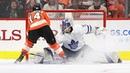 Maple Leafs, Flyers settle it in a shootout