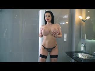 Aletta Ocean - Foot Fetish Solo Scene [2019, Big tits, Solo, Masturbation, Foot Fetish, Toy, 1080p]