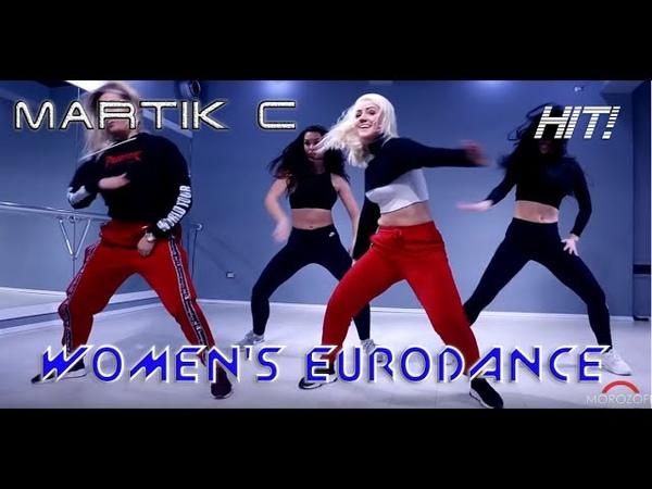 Martik C Women'S Eurodance Megamix Instrumental