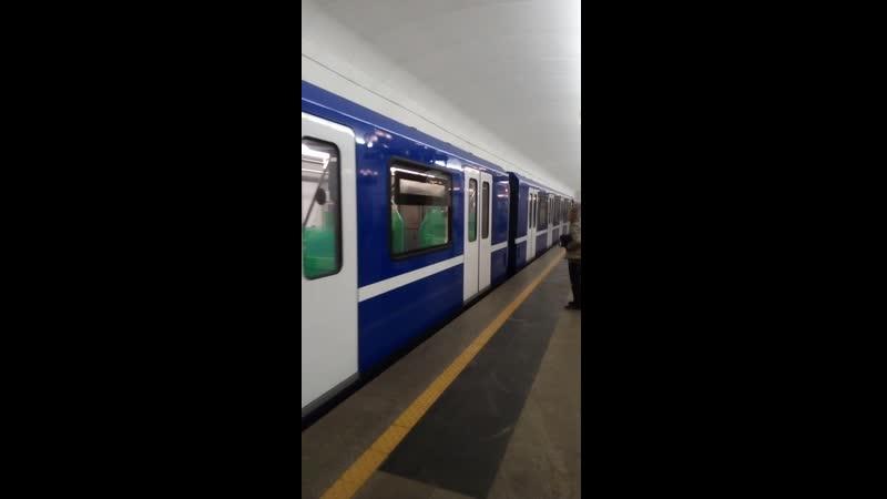 новый поезд Stadler