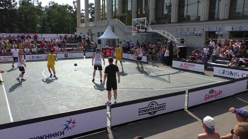 Четвертьфинал Grunis Cup Роснефть vs Три звездочки 27 07 2019 смотреть онлайн без регистрации
