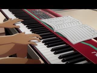 Carole & Tuesday / Кэрол и Тьюсдэй - 3 серия | Amikiri, Cleo-chan, Anzen & Gomer (MVO) [AniLibria.Tv]