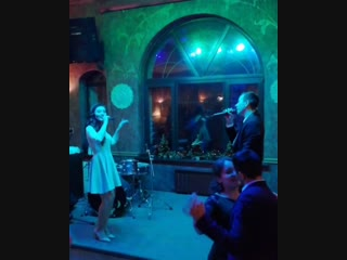 Виктория Бурангулова (Viktoriya Bakardi) и Тагир Асадуллин - Буран Музыкальный вечер Челябинск