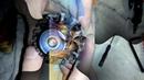 Ремонт моторчика отопителя печки Тойота Камри Toyota Camry 40 своими руками Замена подшипников