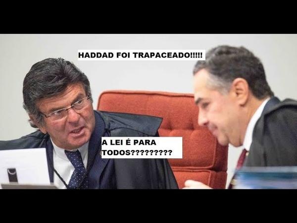 TSE NA PAREDE..... DEPOIMENTO COMPROVA FRAUDE!! BARROSO E FUX SÃO COBRADOS