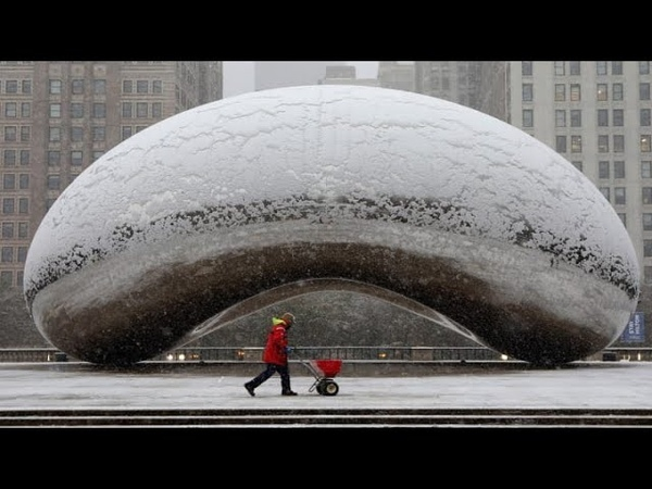 Snow, ice, and teeth-chattering temperatures blast states across the US