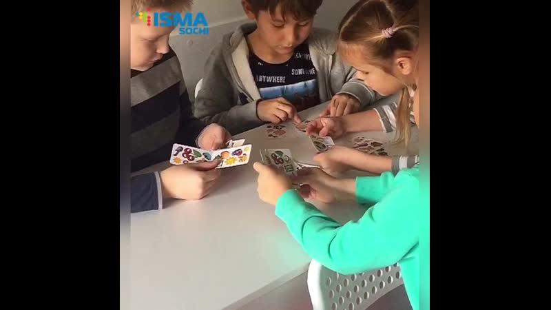 Игровые переменки Международная школа ISMA SOCHI Ментальная арифметика Для всей семьи г Сочи Обучение и развитие детей