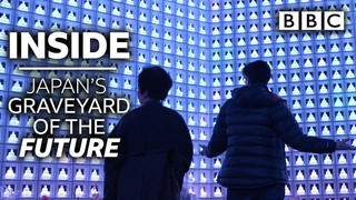 Inside the Japanese graveyard of the future Japan With Sue Perkins - BBC