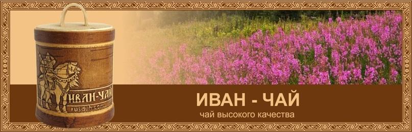 Иван-чай с вишней в Новосибирске