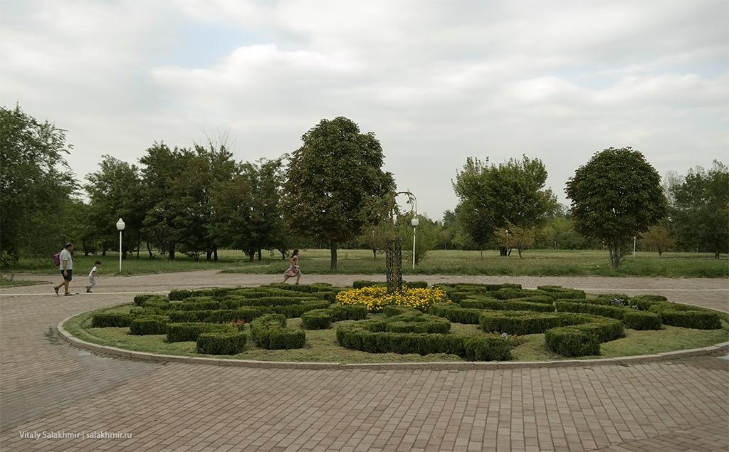 Обзор Парка Первого Президента в Алматы, 2019