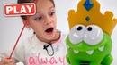 КУКУТИКИ PLAY - Ам Ням и Волшебная палочка - Играем с Евой и поем детскую песенку ЛЮЛИ МАШИНКА