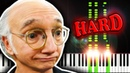FROLIC from CURB YOUR ENTHUSIASM Piano Tutorial